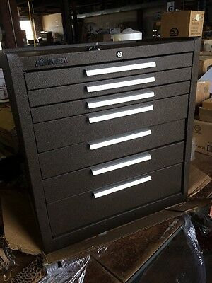 KENNEDY 277B 7 Drawer Roller Tool Cabinet NEW FREE SHIPPING +L+