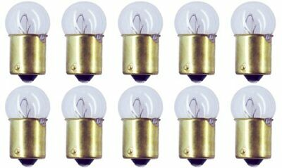 CEC Industries #97 Bulbs, 13.5 V, 9.3 W, BA15s Base, G-6 shape (Box of 10)