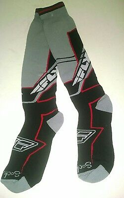 Fly Racing Thick Moto Socks by Sock Guy - Motocross Dirtbike Offroad