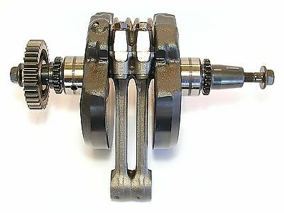 Kawasaki VN750 / VN700 Vulcan, Crankshaft, Crank Assembly with Connecting Rods.