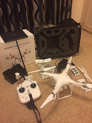 DJI Phantom Vision 2. With Accessories. Not The Plus.