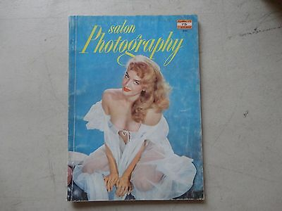 1956 salon Photography magazine full-length glamour Steel Wreckers Figure frame