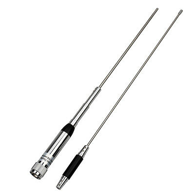 Silver SD-7900 Dual Band 144/430MHz PL259 Car Mobile Radio Antenna 200W 50Ohm