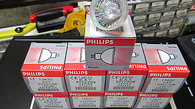 Philips Lot Of 9 Exy 82V 250W Projector Bulbs