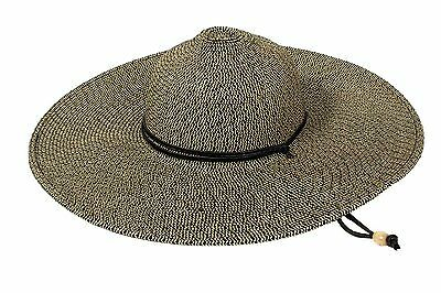 Fashion Men Women Summer Wide Large Brim Straw Sun Hat Beach Cap