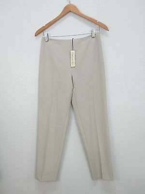 Estelle and Finn NWT Women's Gray Stretchy Casual Trousers Sz 4 Made USA