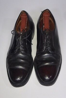 Vintage Florsheim Imperial Men's Size 10D In Dark Brown