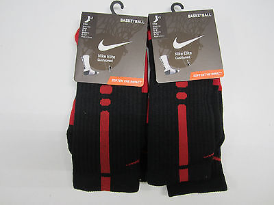 *nwt* Nike Elite Cushioned (Women/youth) Tennis/bball Socks. Various. 1 Pair.