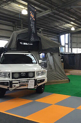 Roof Top Tent Camper Trailer 4WD 4x4 Camping With Annex Room