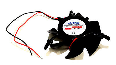 Fisher & Paykel Replacement Fridge 12V Dc Small Size Fan Motor - 73Mm 820682