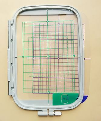 Large Embroidery Hoop for Brother PE770 PE700 PE700II Machine - Replaces SA444