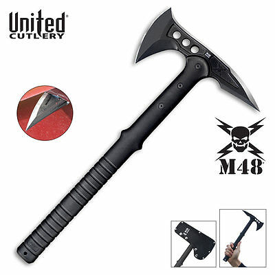 United Cutlery M48 Hawk tactical tomahawk hatchet camping all purpose axe UC2765
