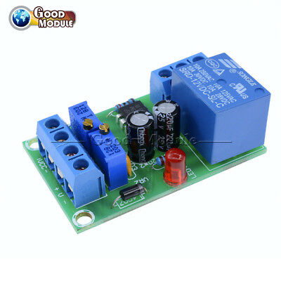 Smart Charger Power Control Board Storage Battery Charging Controller Module 12V