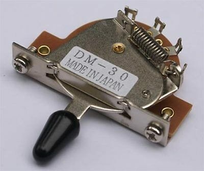 Gotoh 3-Way Tele® Style Selector Switch