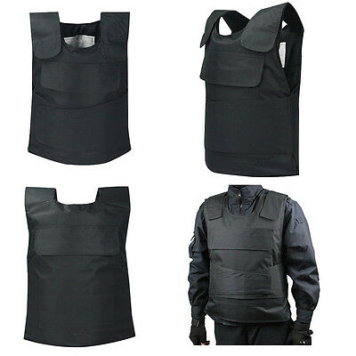 how to make stab proof vest for plate carrier
