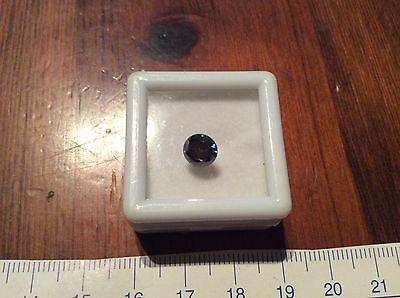 Favolosa Moissanite  Blu Ct. 0,88