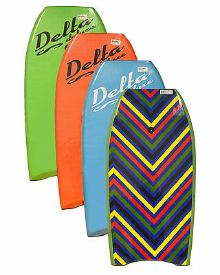 "Alder Delta Deluxe 42""   Bodyboard in Choice of Colours"