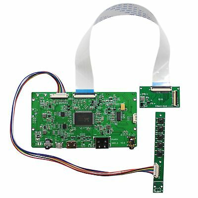 HDMI LCD Controller board can work for 9.7inch LP097QX1 2048×1536 IPS LCD panel