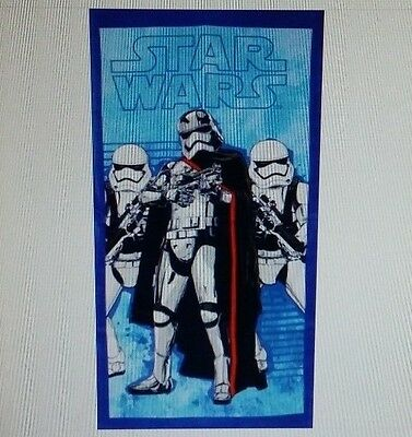 Disney Handtuch  Strandtuch,  Star Wars Motive, Trooper, Kylo Ren 70x140cm 02
