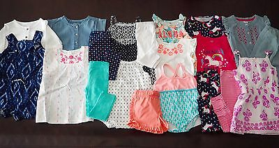 NEW CARTERS Baby Girl Lot Spring Summer - 20 Pieces - SIZE 24 Month & 2T - $300