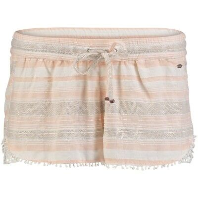 Short O'neill Jacquard Lace Detail White / Pink