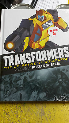 Transformers = Definitive  G1  Collection,= Issue =8, = Hearts Of Steel