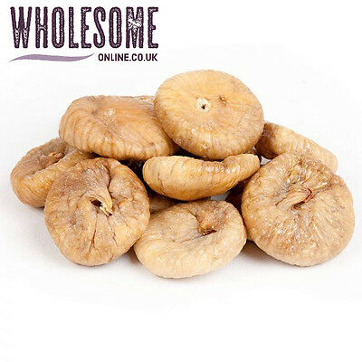 Wholesome Dried Figs 1KG - Lerida Crop