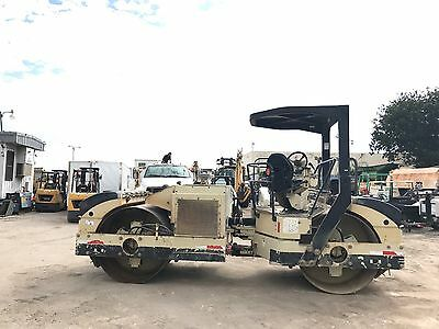 2007 Ingersoll-Rand DD90 Double Drum Roller
