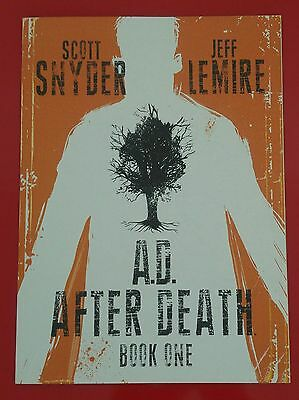 A.D. After Death Book One Image NM 1st Print