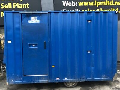 6 Man Mobile Towable Welfare Unit (FOR HIRE From £160pw) (Buy £11900 + VAT)