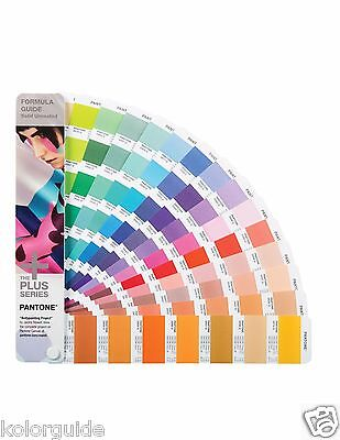 PANTONE 2017 GP1601N Formula Guide Solid Plus Series UNCOATED BOOK ONLY