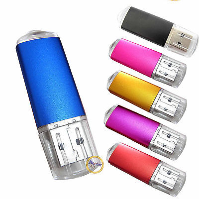 50PCS 1GB USB Memory Flash Drives Thumb Stick Pendrives Brand New True Capacity