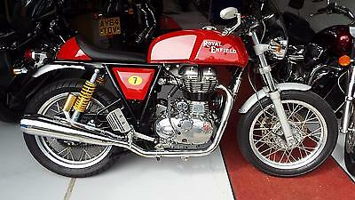 Royal Enfield Continental GT 14 reg bike  2018 mls only excellent