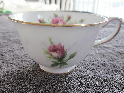 Grandmother's Rose Teacup by Hammersley