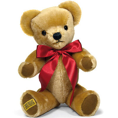 Merrythought London Classic Gold Musical Teddy Bear - 40cm /16 inches - GM16LGM