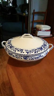Vintage Soup Tureen Royal Sometuke Nippon Fine China / Good Condition