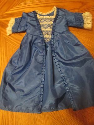 American girl Felicity CHRISTMAS GOWN