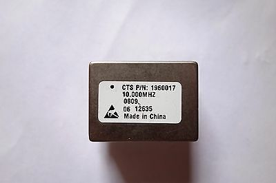 CTS 1960017 OCXO 10Mhz Oven Controlled Crystal Oscillators