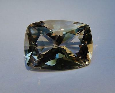 14.5 Carat Cushion Cut AAA Herkimer Diamond - Genuine from Middleville, NY USA