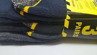Heavy Duty Functional Men 'Ultimate Work Socks for outdoor pursuits-3 Pack