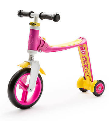 Scoot and Ride: Highwaybaby Plus - Pink