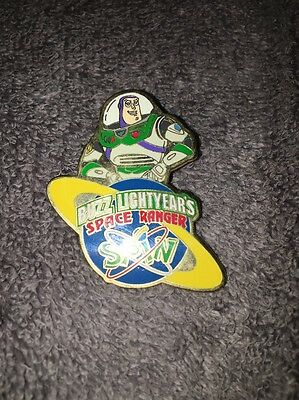 BUZZ LIGHTYEAR's SPACE RANGER SPIN ATTRACTION 2003 Toy Story DISNEY PIN