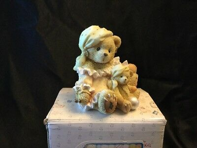 Cherished Teddies 141321 Carrie The Future 'Beareth' All Things Gypsy Girl