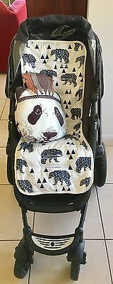 *REDUCED TO CLEAR* New Baby Stroller Pram Liner Pad Universal