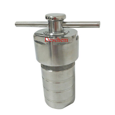 25ml,Teflon Lined Hydrothermal Synthesis Stainless Steel Digestion Reactor