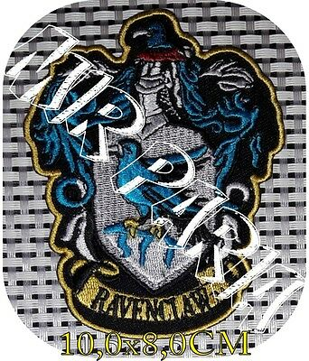 78602174 Harry Potter Ravenclaw Crest Shield Robe Embroidered Patch Toppa Ricam