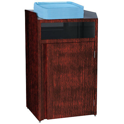 "Lakeside 4410 26-1/2""Wx23-1/4""Dx45-1/2""H 35 Gallon Waste Station"