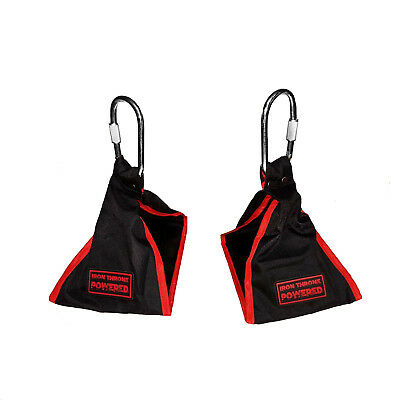 Gym Hanging Ab Straps With Quick Locks Fitness Sling Abdominal Exercise Strap