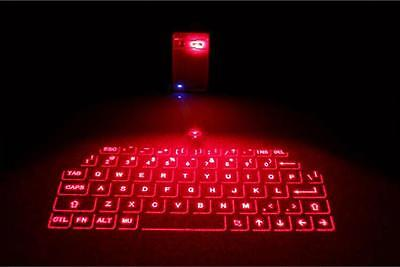 laser Projection KEYBOARD+ Bluetooth speaker for SMARTPHONE/IPHONE/IPAD/TABLET