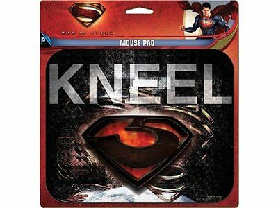Ata-Boy Man of Steel Kneel Before Zod Mouse Pad